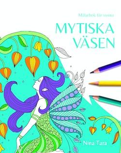 Målarbok för vuxna - Mytiska väsen