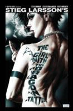 The Girl with the Dragon Tattoo Graphic Novel