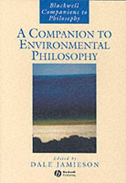 Companion to environmental philosophy
