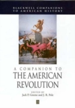 Companion to the american revolution