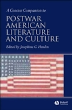 Concise companion to postwar american literature and culture