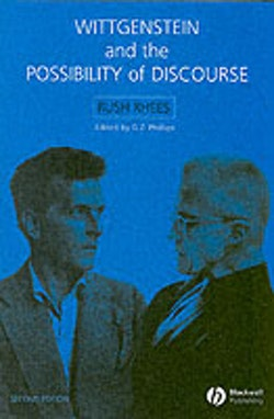 Wittgenstein and the possibility of discourse