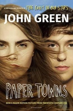 Paper Towns (Film Tie-In)