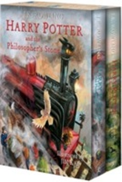 Harry Potter Illustrated Boxset