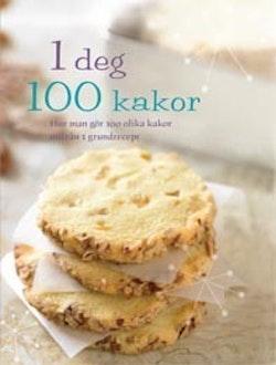 1 deg 100 kakor
