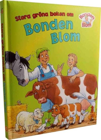 Stora gröna boken om bonden Blom