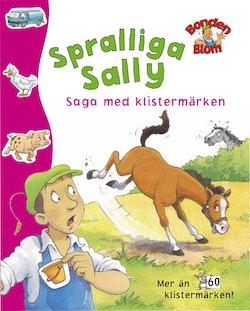 Bonden Blom: Spralliga Sally
