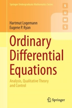 Ordinary Differential Equations : Analysis, Qualitative Theory and Control