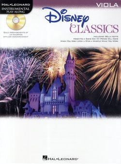 Disney Classics Viola