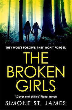 Broken girls - the chilling suspense thriller that will have your heart in