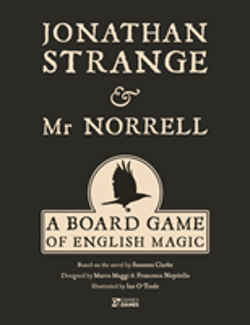 Jonathan Strange & Mr Norrell - A Board Game of English Magic