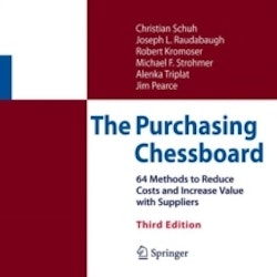 The Purchasing Chessboard : 64 Methods to Reduce Costs and Increase Value