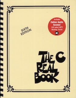 The Real Book. C med audio files