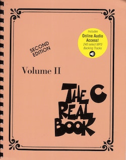 The Real Book. Vol. 2, C med audio files
