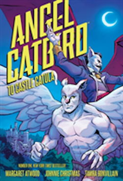Angel Catbird Volume 2: To Castle Catula