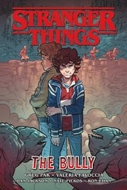 Stranger Things: The Bully (Graphic Novel)