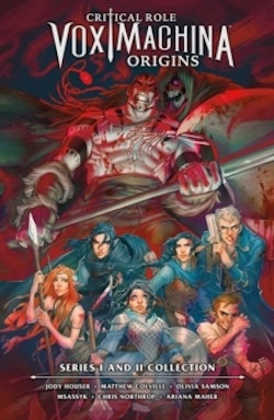Critical Role: Vox Machina Origins Library Edition: Series I & II Collectio