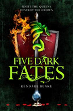 Five Dark States