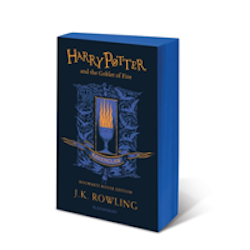 Harry Potter and the Goblet of Fire - Ravenclaw Edition