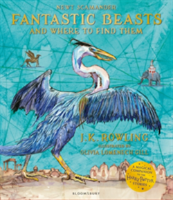Fantastic Beasts and Where to Find Them Illustrated