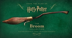 Harry Potter - The Broom Collection And Other Props From The Wizarding Worl