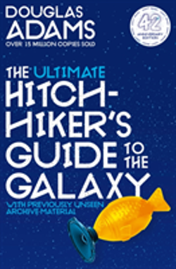 The Ultimate Hitchhiker's Guide to the Galaxy: The Complete Trilogy in Five