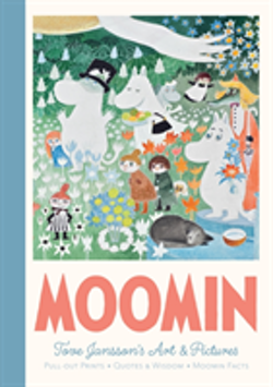 Moomin Pull-Out Prints: Moomin Poster Book