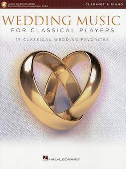 Wedding Music, klarinett piano