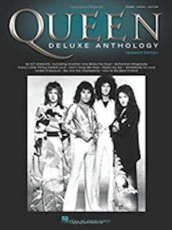 Queen Deluxe Anthology  p/v/g