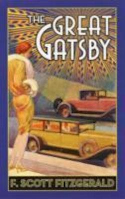 Great Gatsby Slipcase Hardback