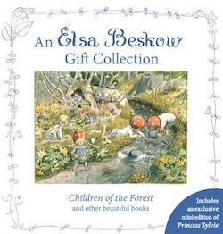 An Elsa Beskow Gift Collection: Children of the Forest and Other Beautiful