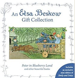 An Elsa Beskow Gift Collection: Peter in Blueberry Land and Other Beautiful
