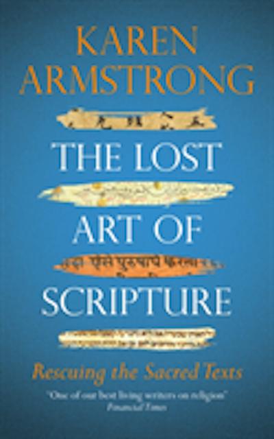Lost art of scripture