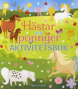 Hästar och ponnyer : aktivitetsbok