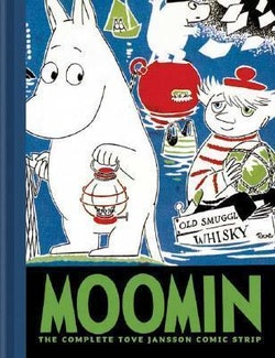 Moomin Book 3: The complete Tove Jansson comic strip
