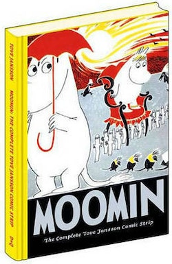 Moomin Book 4: The complete Tove Jansson comic strip