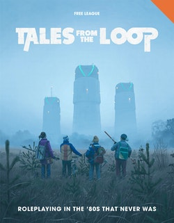 Tales from the Loop. The roleplaying game