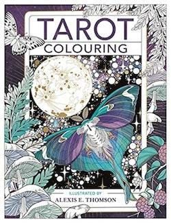 Tarot Colouring