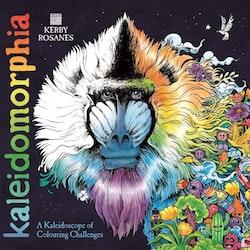 Kaleidomorphia - A Kaleidoscope of Colouring by Kerby Rosanes