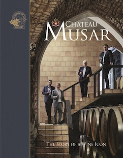 Château Musar : the story of a wine icon