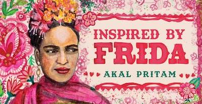 Inspired by Frida (Mini Inspiration Cards)