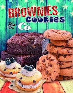 Brownies, cookies & co