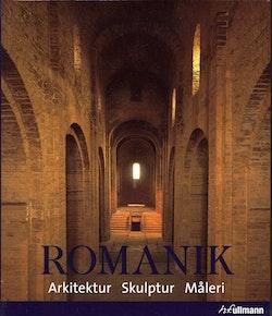 Romanik Arkitektur Skulptur Måleri