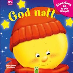 God natt : känselbok att ta och titta på
