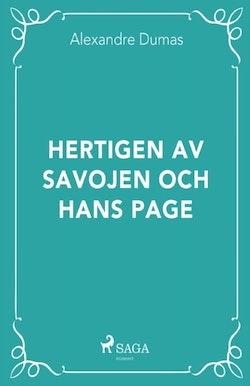 Hertigen av Savojen och hans page