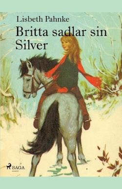 Britta sadlar sin Silver :