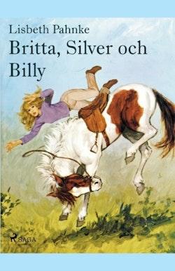 Britta, Silver och Billy :