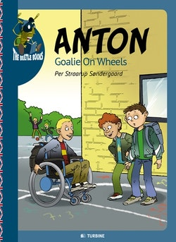 Anton - Goalie On Wheels