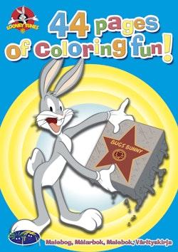 Looney Tunes - Snurre Sprätt (Bugs Bunny) - Målarbok