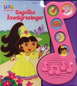 Dora utforskaren : Sagolika äventyrssånger